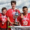 Oakville residents help Ontario to national U16 lacrosse gold